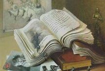 By the Book / Images of A Book to Read / by Lisa Fordyce