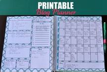 All Part Of The Plan / Weelky/Monthly planners, home management binders & budget planners. / by Melinda Gilbert