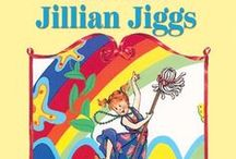 Jillian Jiggs Activities / Lessons, Crafts, and Resources to accompany the picture book Jillian Jiggs.