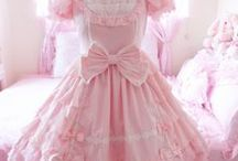 Delightful Dollies / Frills, ruffles, flared skirts, ringlets, need I say more?