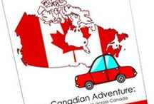 Canada Field Trips / Places you should visit in Canada  - take a real or a virtual field trip!