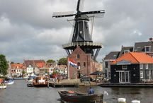 Living in the Netherlands / I have lived in Haarlem since 2009 and love it!