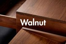The Conran Shop Walnut Collection / Discover how wood can work for you with The Conran Shop's walnut edit, celebrating the dark grain and inimitable texture of walnut, from furniture to feature pieces. Woodn't it be nice to go with the grain for a change? Explore walnut pieces by Matthew Hilton, exclusive seating and side tables by Gabriel Tan, and so much more as walnut takes centre stage.