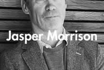 Jasper Morrison at The Conran Shop / Coining the term 'super normal', as a response to the question of what 'good design' should be, British furniture designer Jasper Morrison is celebrated for giving new life to existing forms, through reinterpretation and refinement. This selection of Morrison's chairs, sofas, tables and more express a functional purity, with their understated forms, clean lines and useful details.