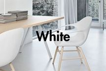 The Conran Shop White Collection / We're going back to basics with this selection of white designs at The Conran Shop, because sometimes minimal colour creates maximum impact. If your space simply needs a little brightening, look no further than our very own take on the white album. From bedroom to kitchen, we've got lighting, furniture and even fashion to enhance and inspire clean-lined interiors.