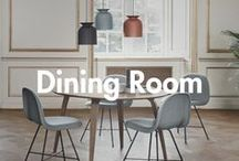 The Conran Shop Dining Room / Dine out on design with inspiration from The Conran Shop. Create a welcoming décor with a selection that spans designers such as Russell Pinch, neri&hu, GamFratesi and Achille Castiglioni, with the finest in welcoming tables of all sizes, paired-back colour palettes and contemporary, comfortable seating.