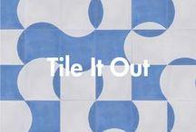 The Conran Shop Tile It Out