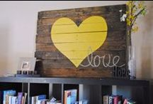 Home DIY and Decor / Decor and DIY ideas for my home.