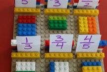 Math Activities for Kids / Math activity ideas for children in preschool, elementary school, and middle school.