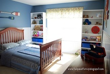 Landon Room Ideas / by Candy Bents King