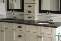 Master Bathroom Ideas / by Candy Bents King