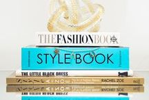 Books on Fashion ❈❈ Fashionable Reads / by Marie B
