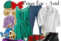 Disney outfits / by Hallie Huffman