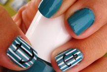 Nails<3 / by Hallie Huffman