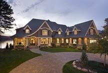 Home Sweet Home / by Stephanie Murdock