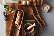 The Wooden Kitchen  / All wood / by Tammy LaVonne Giesbrecht