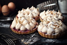 Pies & Tarts  / Bakers delicious treats / by Tammy LaVonne Giesbrecht