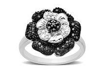 Silver & Diamond Jewelry / Silver and Diamond Jewelry