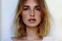 [ hair + make up ] / by Polly Stratford