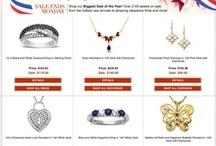 Jewelry Sales and Coupons / Find our best jewelry deals, sales, coupons and other promotions right here. / by Jewelry. Com