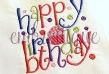 Birthday Ideas / by Elizabeth Glenn