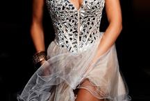 The sexy short dress