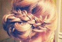 Hairstyles / by Stephanie Murdock