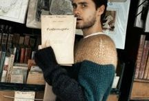 Boyfriend Material / Men in handknits, what could be yummier? / by Connie | Diamond Fibers Yarn
