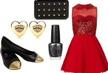 New Years Eve Outfit Inspiration / by Samii Ryan