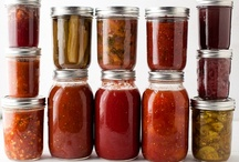 CANNING-PICKLING / by Laurie Brown-Sheriff