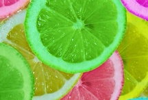 FLAVORED H2O-JUICING-SMOOTHIES / by Laurie Brown-Sheriff
