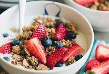 Celebrate Breakfast! / Breakfast is the most important meal of the day!  Celebrate breakfast and brunch recipes for the weekend or special occasion!