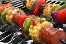 Celebrate Summer Grilling! / Celebrate hot summer days and smoke-filled plates of delicious goodness!