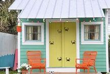 Beach House / coastal decor :: beach house ideas / by Betsy Kemp