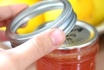 Celebrate Canning / Canning and preserving is the perfect way to keep seasonal fruits and vegetables all year round!