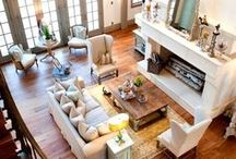 Living Room Decor / by Stephanie Murdock