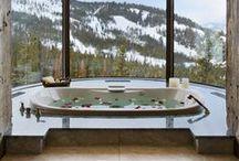 Beautiful Bathrooms / by Stephanie Murdock
