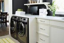 Laundry/Mudroom / by Stephanie Murdock