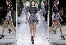 Paris Fashion Week  / The crème de la crème of fashion weeks. Take a closer look at our favorite runway looks from the most desired and sought after designers... Paris Fashion Week!