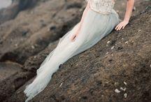 A Mermaid Wedding / Mermaid wedding ideas / by Tammy LaVonne Giesbrecht