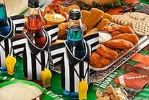 Celebrate Superbowl Sunday! / Celebrate your favorite team making it to the big game!  Great snacks and decorating ideas to make the day more fun!