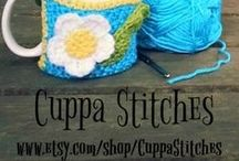 My Etsy / Handmade items from my Etsy shop, Cuppa Stitches