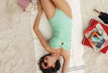 Summer Sun  / by Hallie Huffman
