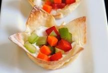 Finger Foods / Easy appetizers
