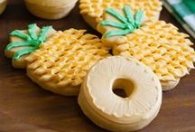 sweet treats / by Hallie Huffman