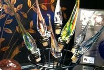 So Glassy / Creations from local glass artists