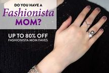 Mother's Day Gifts / Treat mom to a piece of jewelry she'll love for Mother's Day!