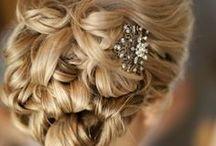 Hair fashion / by Hallie Huffman