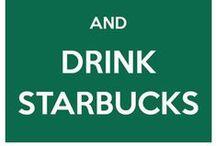 ☕️Starbucks☕️ / All about Starbucks  / by Karen Bartlett