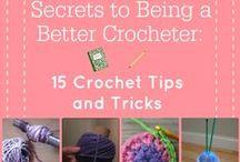 Crochet Tips & Stitches